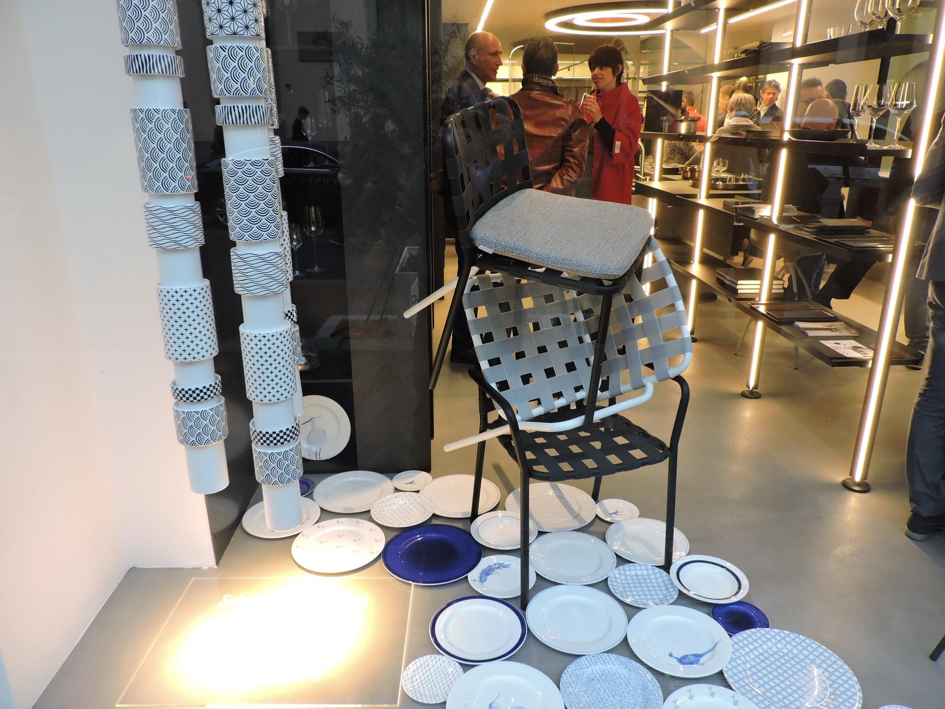 Fuorisalone 2017 - Desing Week 2017 - Binova Milano - cocktail con Davide Oldani e Schonhuber Franchi 008