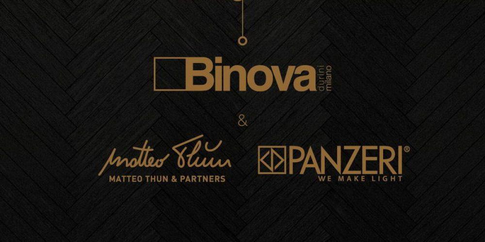 Panzeri with Matteo Thun – April 9, 2019